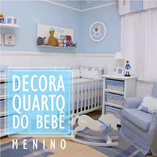 Kit Decora Quarto Do Bebê Menino Outlet Das Tintas